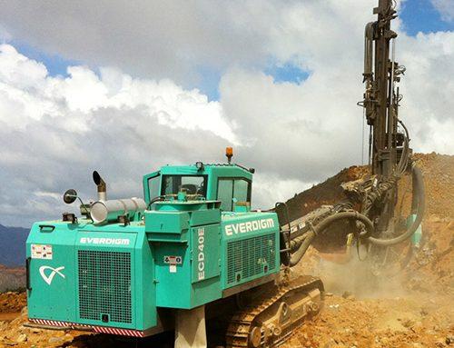 Blast-Hole Drill Rigs