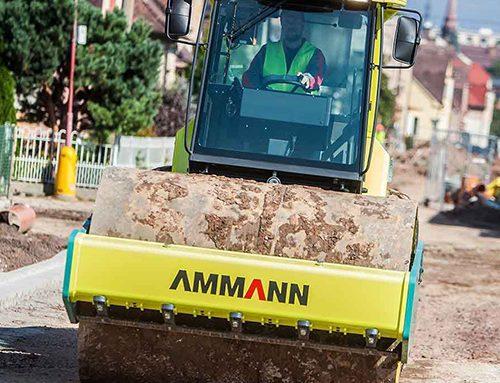 Soil and Asphalt Compactors