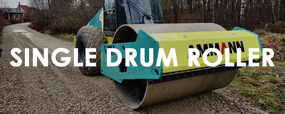 Ammann Single Drum Roller Collection