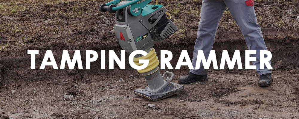Ammann Tamping Rammer Collection