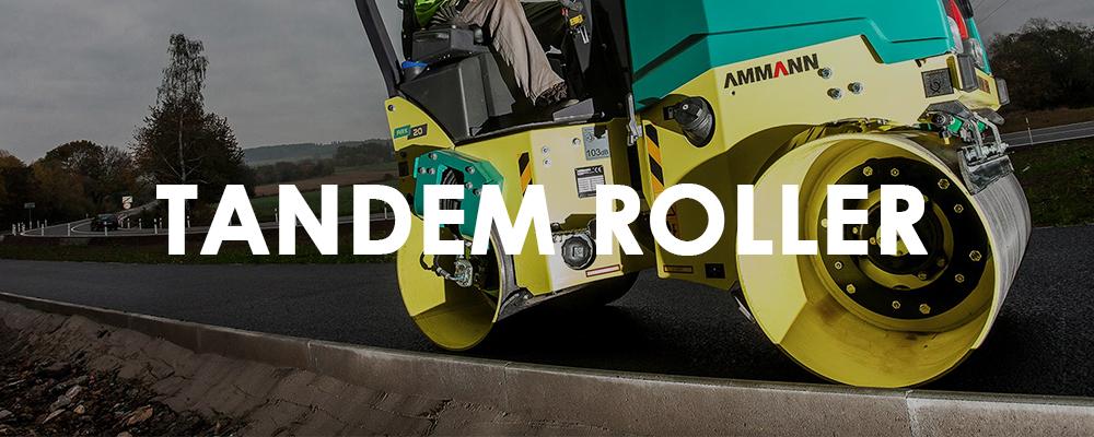 Ammann Tandem Roller Collection