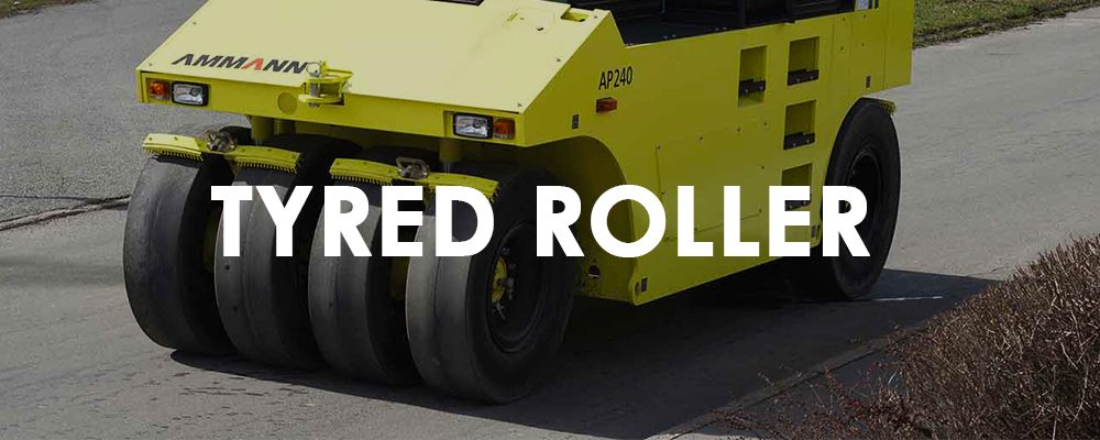 Ammann Tyred Roller Collection