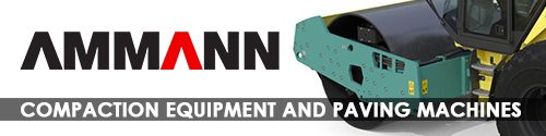 Ammann Heavy Equipment Collection by Cleamco